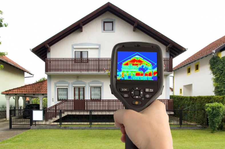 Thermography Home Inspection Service